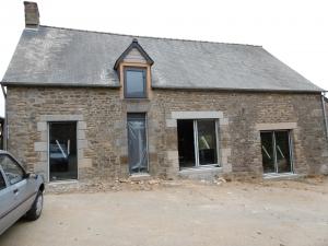 Rénovation en cours à Le Ferré