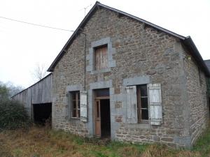Projet à St Germain en Coglès - avant travaux