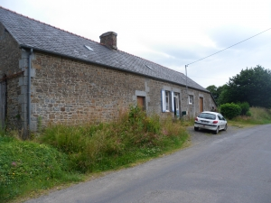Projet à La Selle en Coglès - avant travaux